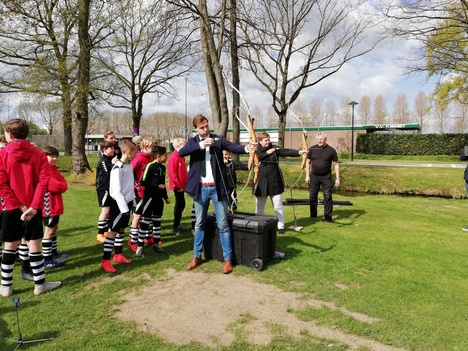 Terugblik Sports, fun en food